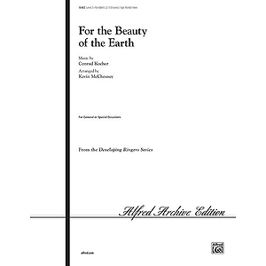 For the Beauty of The Earth - 2-3 Octaves 2