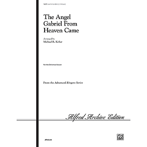 Angel Gabriel From Heaven Came, the 3-5 Octaves