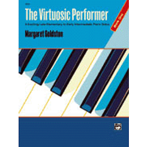 Virtuosic Performer, the - Book 1