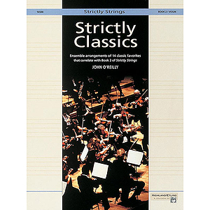 Strictly Classics, Book 2: Violin