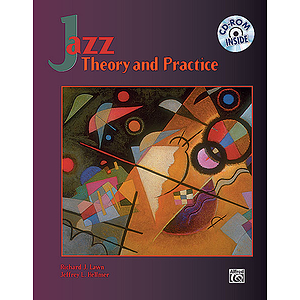 Jazz Theory and Practice - Book and CD-ROM (Mac)