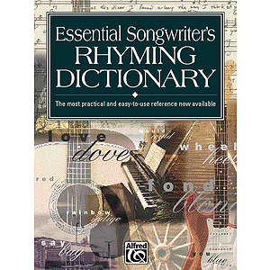 Essential Songwriter's Rhyming Dictionary (Pocket-Size Book)