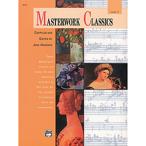 Masterwork Classics, Level 7 - Book & CD