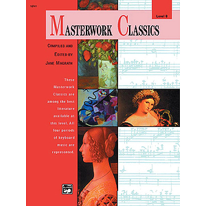 Masterwork Classics, Level 8 - Book & CD