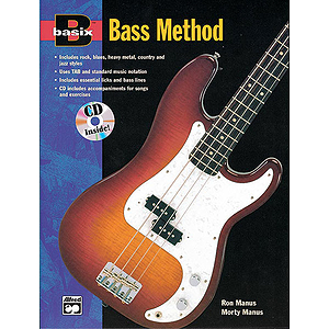 Basix Bass Method - Book/CD