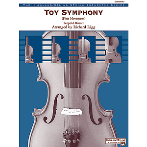 Toy Symphony, 1St Movement