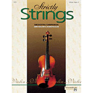 Strictly Strings, Book 3: Conductor's Score