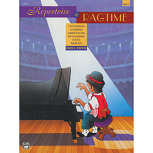 Repertoire and Ragtime - Book 1