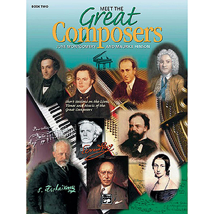 Meet the Great Composers - Book 2