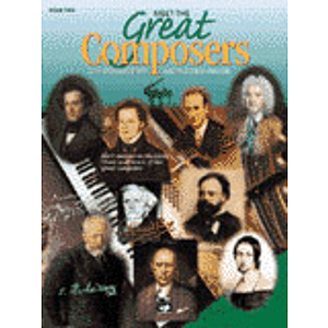 Meet the Great Composers - Book 2 & CD