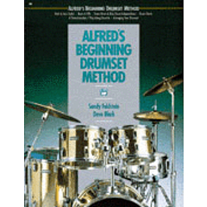 Alfred's Beginning Drumset Method - CD ONLY