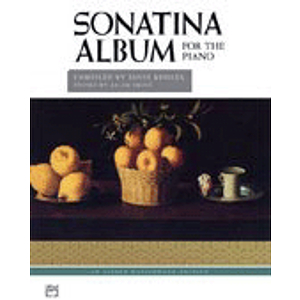 Sonatina Album (Compiled By Köhler) - Book Only