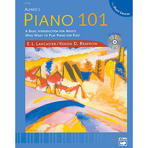 Piano 101 the Short Course Lesson Book & CD