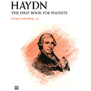 First Book for Pianists - Haydn