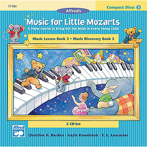 Music for Little Mozarts - CDs for Book 3