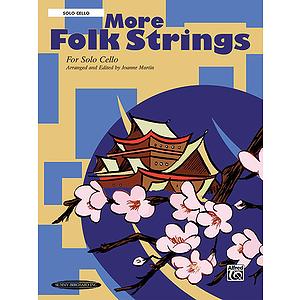 More Folk Strings Solo Cello