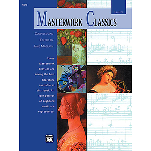 Masterwork Classics, Level 9 - Book & CD