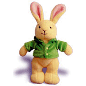 Music for Little Mozarts - J. S. Bunny (Stuffed Toy)