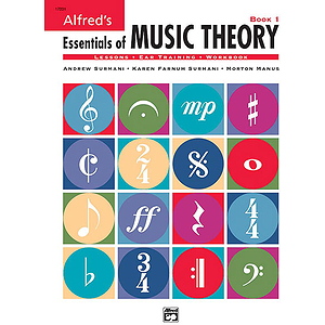 Essentials of Music Theory - Book 1