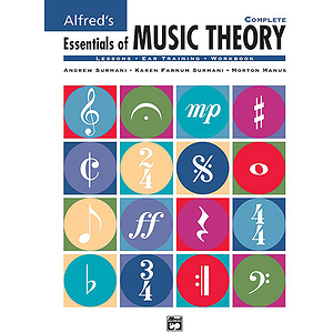 Essentials of Music Theory - Complete - Book