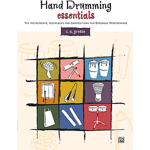 Hand Drumming Essentials - Book Only