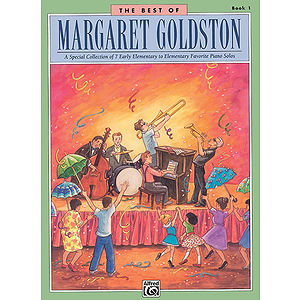 Best of Margaret Goldston, the - Book 1