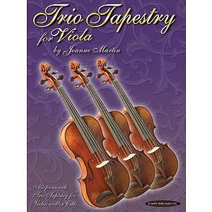 Trio Tapestry - Viola
