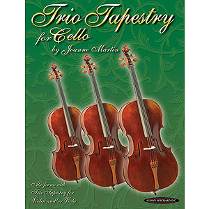 Trio Tapestry - Cello