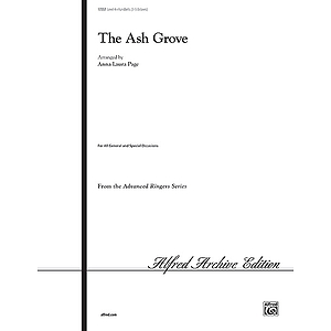 Ash Grove, the - 3-5 Octaves