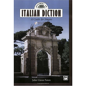 Gateway To Italian Diction - Book and Spoken CD