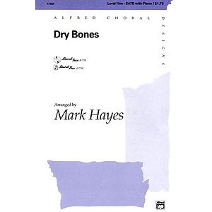 Dry Bones - SATB