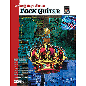 Rock Guitar Cutting Edge Series - Book