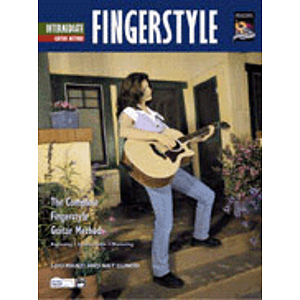 Intermediate Fingerstyle Guitar - CD