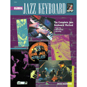 Beginning Jazz Keyboard - CD