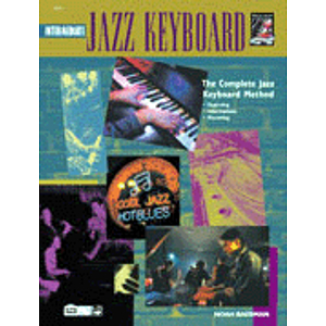 Intermediate Jazz Keyboard - CD