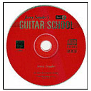 Jerry Snyder's Guitar School - Method Book 1 - CD