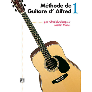 Alfred's Basic Guitar Method - Book 1 (French Edition)