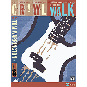 Crawl Before You Walk - Book & CD
