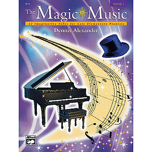 Magic of Music, the - Book 1