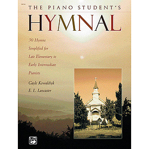Piano Student's Hymnal