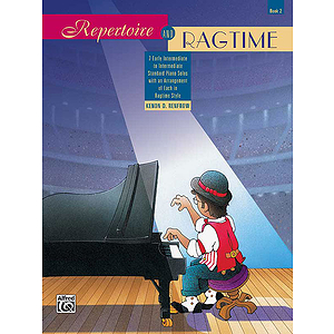 Repertoire and Ragtime - Book 2