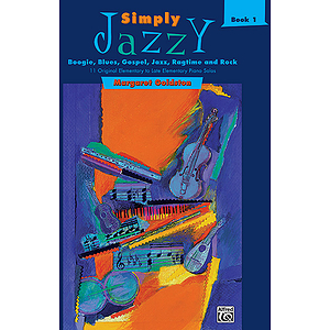 Simply Jazzy - Book 1