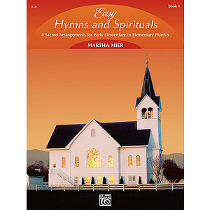 Easy Hymns and Spirituals - Book 1