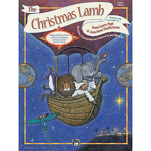 Christmas Lamb, the - Singer&#039;s Edition 5-Pack
