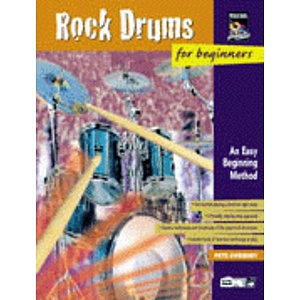 Rock Drums for Beginners - CD Only