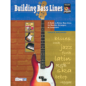 Building Bass Lines - Book