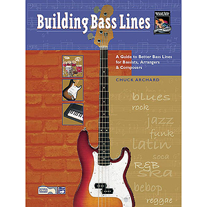 Building Bass Lines - Book &amp; CD