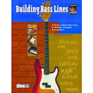 Building Bass Lines - CD