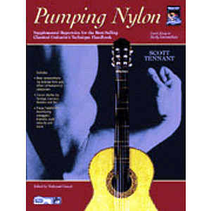 Pumping Nylon: Easy To Early Intermediate Repertoire - CD