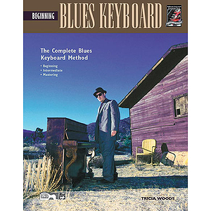 Beginning Blues Keyboard - Book